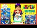 Ryan's 5th Birthday Party Surprise Toys Opening Presents