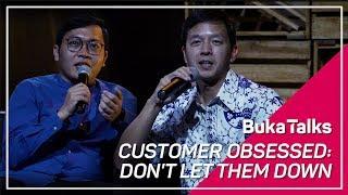 Video Armand Hartono & Achmad Zaky - Customer Obsessed: Don't Let Them Down | BukaTalks MP3, 3GP, MP4, WEBM, AVI, FLV Juli 2019