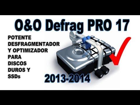 O&O Defrag Profesional 17 (Potente Desfragmentador y Optimizador de Discos)