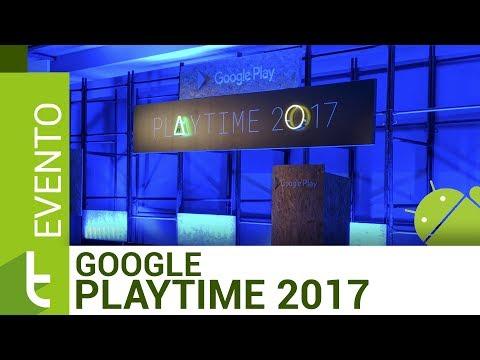 Google Playtime 2017: novidades sobre Android Oreo, Daydream e ARcore  TudoCelular.com