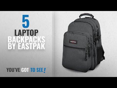Top 10 Eastpak Laptop Backpacks [2018]: EASTPAK TUTOR BACKPACK (BLACK DENIM)