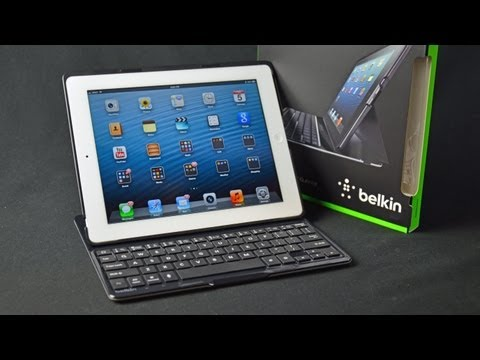 Belkin Ultimate Keyboard Case for iPad: Unboxing & Review