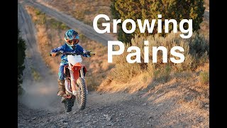 4. Growing Pains on New Bikes for Kids - KTM 65SX and KTM 50SX