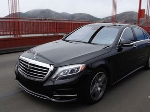 Mercedes - http://cnet.co/14uNOWS The all-new Mercedes S Class resets the bar for car technology.