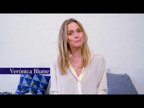 La modelo Verónica Blume firma un acuerdo publicitario con el laboratorio farmacéutico INTERPHARMA
