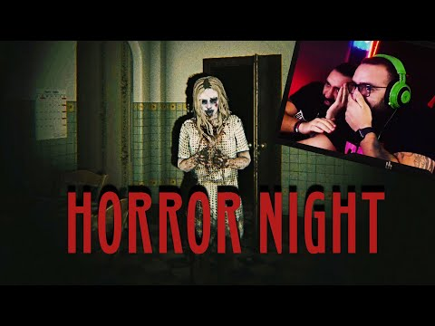 Είχαμε μπλεξίματα μαζί της... | Horror Night