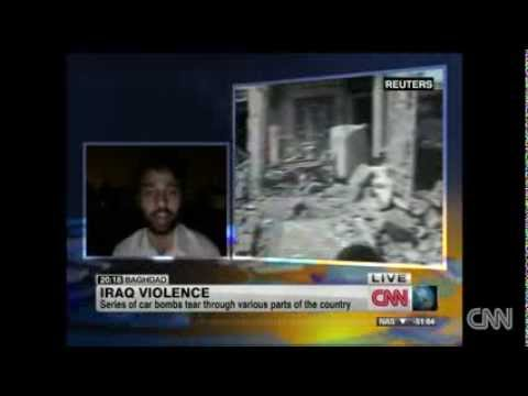 Deadly Wave Of Bombings Across Iraq Ahead Of Elections