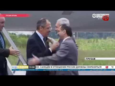 Грузия осудила визит Лаврова в Абхазию