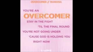 Mandisa(overcomer)