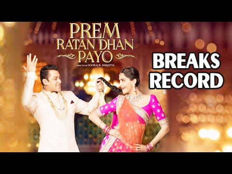 Box Office: Prem Ratan Dhan Payo Highest Opening D