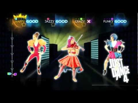 just - Just Dance 4 just came out in stores! Check out the Just Dance trailer: http://www.youtube.com/watch?v=0gwSBAsS8hY Get the song for FREE by signing up for my...