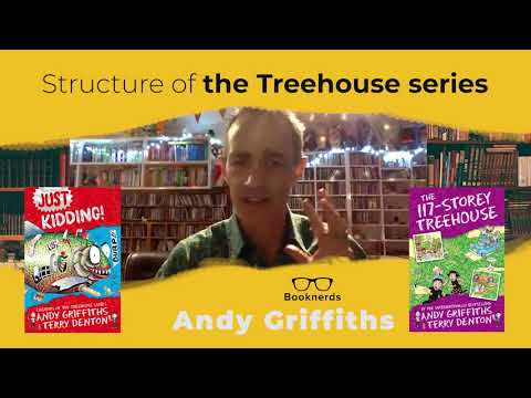 Andy Griffiths | Structure of Treehouse Series