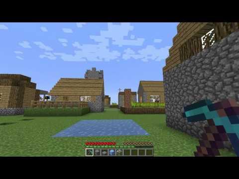 Minecraft Туториал - Ускоритель игрока   Minecraft Tutorial - Player Booster