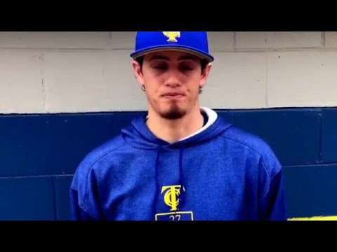 #TCCBaseball: Postgame with P Nick Marchese following his no-hitter