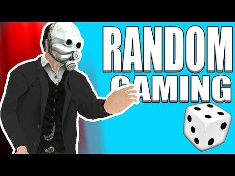 RANDOMLY GENERATED GMOD MONTAGE! (видео)