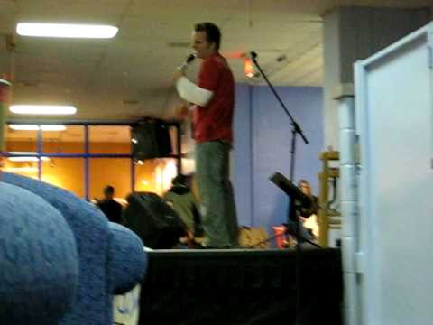 Adam Hunter Comedy at JMU