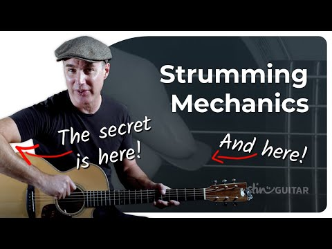 Why Pick Angle and Strumming Mechanics are CRUCIAL!