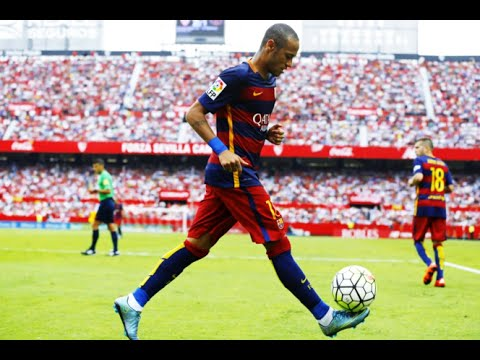 Neymar Vs Sevilla (La Liga) (Away) 2015/16 ● HD 720p
