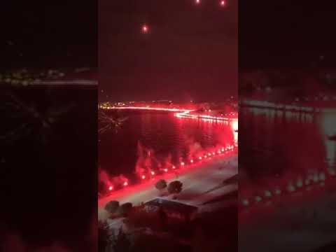 Video - Το εντυπωσιακό βίντεο των οπαδών του ΠΑΟΚ με το χθεσινό pyroshow στη Θεσσαλονίκη