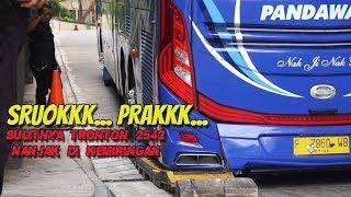 Video GASRUK PARAH!!! Sulitnya Tronton 2542 Keluar Parkiran Hotel MP3, 3GP, MP4, WEBM, AVI, FLV Februari 2019