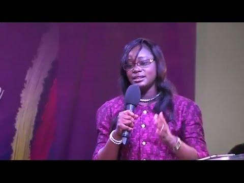 Nina Mabouadi - L'autorité dans la parole de Dieu