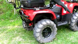 5. 2007 Arctic Cat 700EFI Walk Around