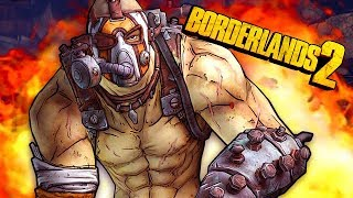 Borderlands 2 Ultra HD Pack Gameplay German #02 - Boss Fight Time