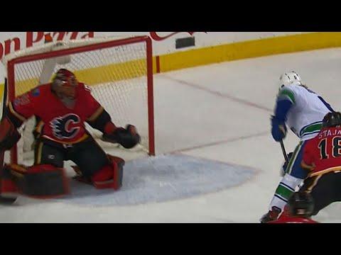 Video: Brock Boeser scores his 15th of NHL season, Canucks take the lead