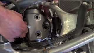 10. How to check your Honda 09 - 12 CRF450R Valve Clearance