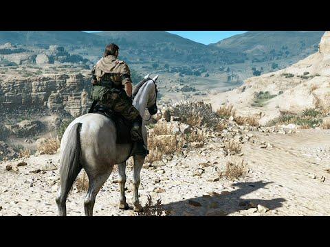 Metal Gear Solid V: The Phantom Pain Gameplay - GTX 660 / i5 2500k 3.3Ghz / 8GB (PC HD)