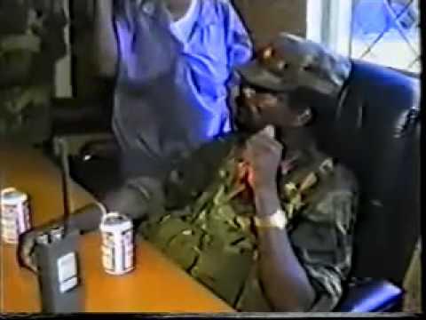 The Execution of former Liberian President Samuel K  Doe   YouTube