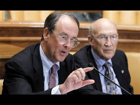 Simpson - Bowles Make BIG Money For Saying Your Pension Should Be Cut!