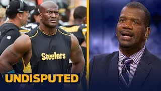 Download Lagu Rob Parker questions James Harrison's loyalty after signing with Patriots | UNDISPUTED Mp3