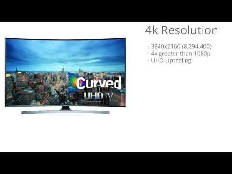 Samsung UN78JU7500 Curved 78-Inch 4K Ultra HD TV Virtual Review