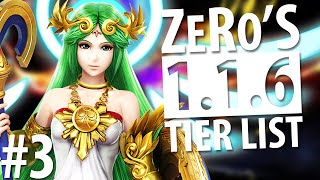 Super Smash Bros Wii U – Tier List (1.1.6) – Mid Tier – ZeRo