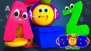 Video Bob The Train | Cartoon Videos For Children | Nursery Rhymes For Babies MP3, 3GP, MP4, WEBM, AVI, FLV November 2018