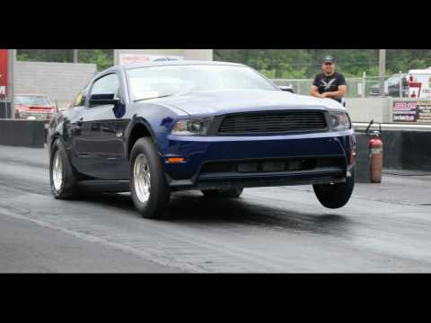 5.0 - Evolution Performance, Inc. - 2011 Mustang GT 5.0L 4V Runs 10.97@124MPH All Motor with a 1.49 60ft! This time around we wanted to make a 10 Second Pass Natur...