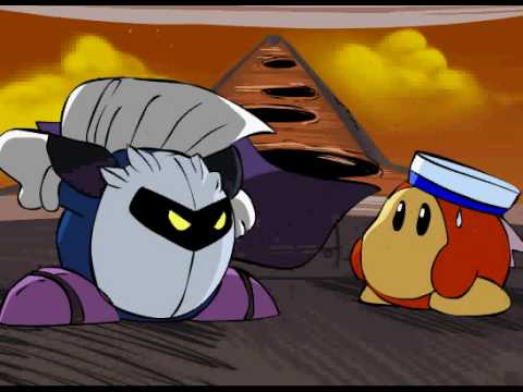Kirby Parody - $00pah NiN10doh!