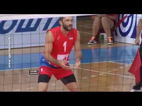 Pripreme za SP 2014: Srbija - Belgija