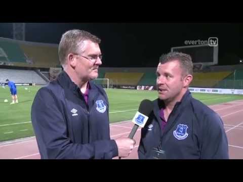 Video: Krasnodar v Everton - The Preview