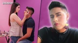 YouTubers mujeres se vengan. Maquillan a sus amigos
