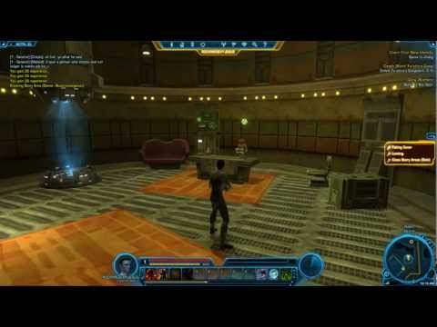 Star Wars: The Old Republic - Imperial Agent Playthrough [Part 2] 720p