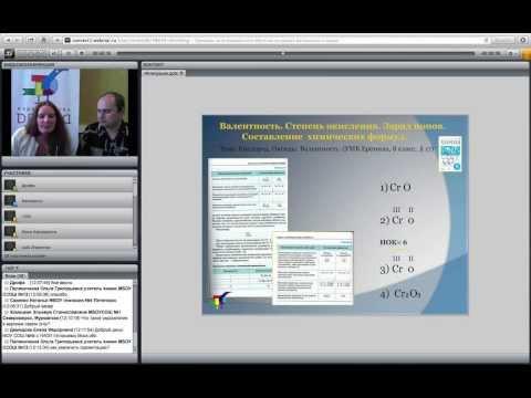 Примеры интегрированного обучения на уроках математики и химии