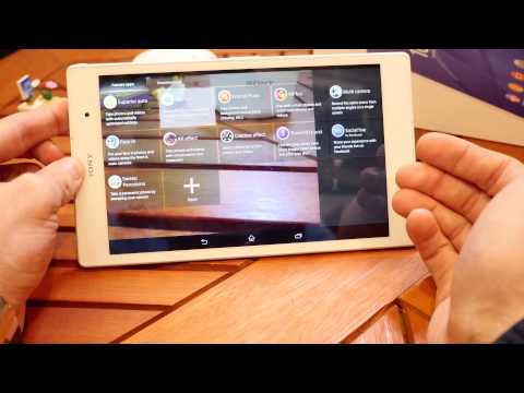 Sony Xperia Z3 Tablet Compact Review [4K]