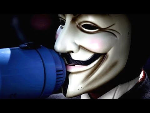Anonymous – Message to the Citizens of the World IV