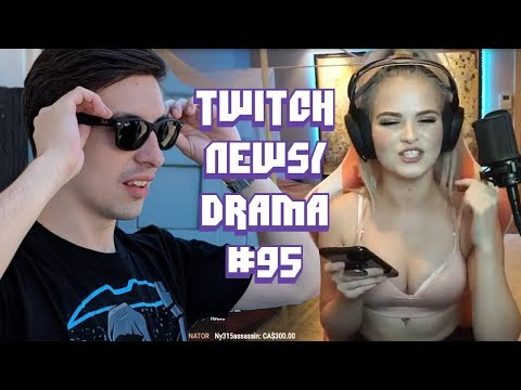 Twitch Drama/News #95 (TSM Player Kicked Faith, Shroud hits 100k, Twitch on Article 13)