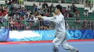第十二回全中国運動会武術予選男子太極拳:馬建超