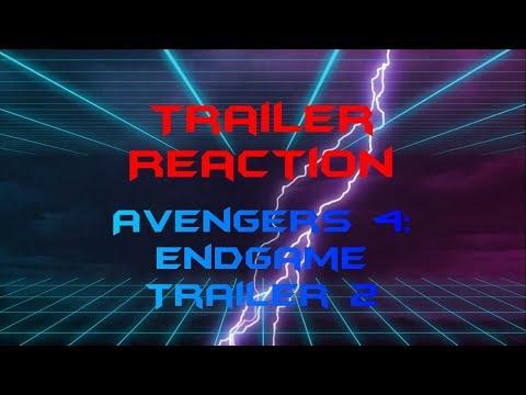 Flimmerkiste Trailer Reaction - Avengers 4: Endgame Trailer 2