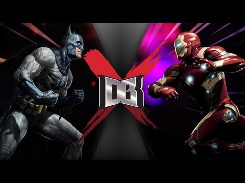 Batman VS Iron Man (DC VS Marvel) | DBX