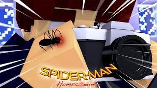 Video SPIDER-MAN HOMECOMING - MINECRAFT ADVENTURE - EPISODE 1 MP3, 3GP, MP4, WEBM, AVI, FLV April 2018